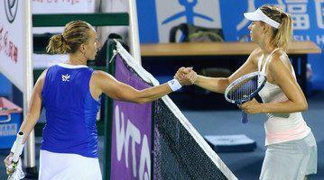 今天我们放送的是2014年武汉超五赛R2对阵库兹涅索娃的比赛……
