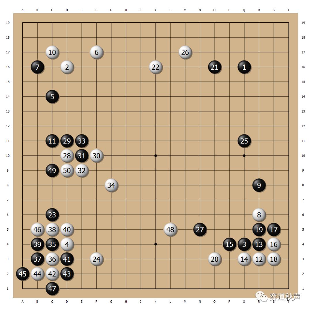 富士通杯回顾系列(147) 苦手的威压 马晓春大逆转小林觉进四强