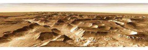 火星上的AAAAA景区 比地球更需要一台越野车