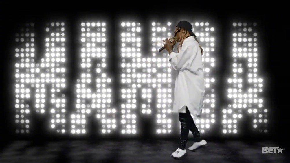 说唱歌手Lil Wayne致敬科比的新单曲!