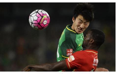 晋鹏翔出现在国安大名单,但情况并不好,稍有不慎将无球可踢