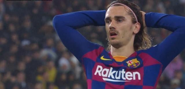 从马竞的绝对核心,到巴萨沦为两分钟替补,格列兹曼弟弟大喊想哭