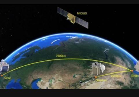 卫星被劫也不会泄密,这项量子通信研究为什么重要?