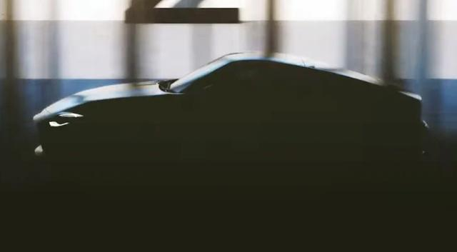 造型依旧犀利 日产400Z预告图曝光
