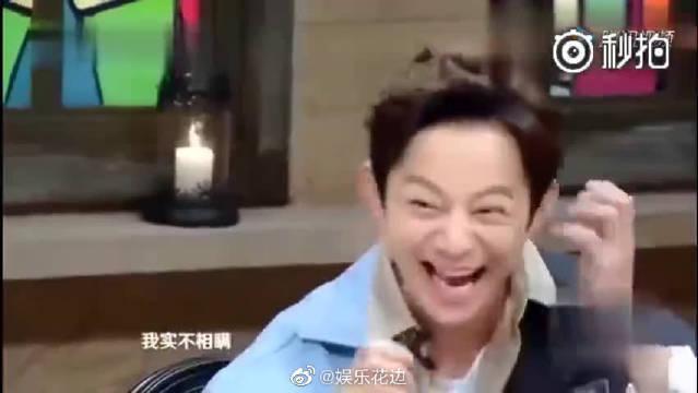 邓伦口误却冒出古装戏的话,何炅、吴磊、马思纯全被逗笑!!