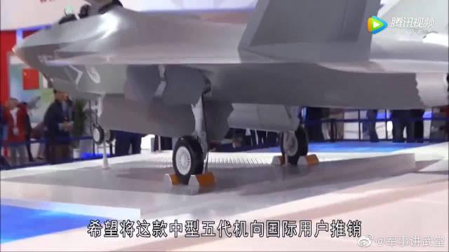歼31未来命运终于尘埃落定,即将成为海军首款五代机!
