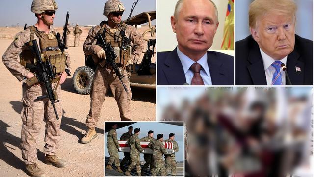 俄罗斯重返阿富汗,送塔利班武装大批赏金,趁着美军撤离追着打!