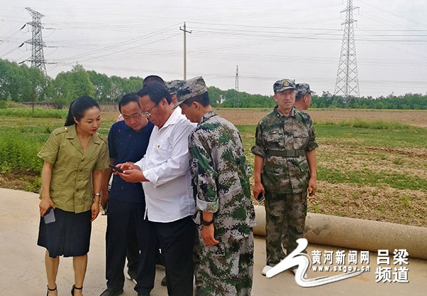 """孝义市新农村建设管理中心驻村""""第一书记""""杨正云"""
