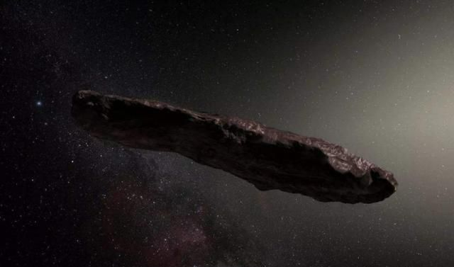奥陌陌飞出太阳系后,现在怎么样了?