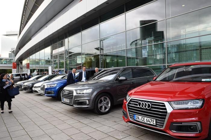 中国人爱买德系车,那德国人呢?来到德国街头入眼全是它