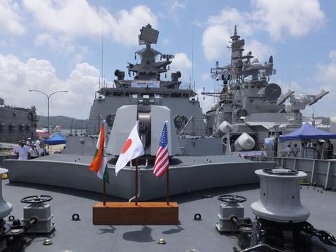 印度向美日伸出橄榄枝,不惜开放关键岛屿,扬言战时封锁印度洋