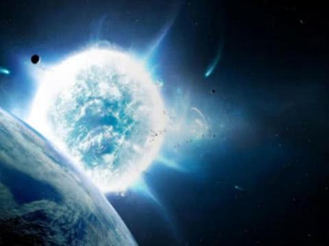 刚刚,科学家发现一个超级年轻的磁星,只有240年!