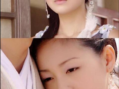 古装剧中戴两三个耳环的古装美女,舒畅冷艳,郑爽清纯,李沁最美