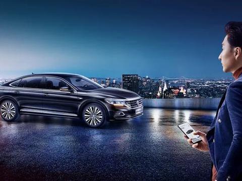 中高级车应有的智慧互联体验,从新款帕萨特开始