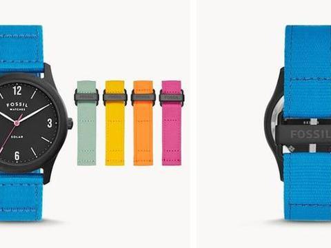 太阳能手表不是苹果也不是GooGle造,而是这个时尚品牌主导