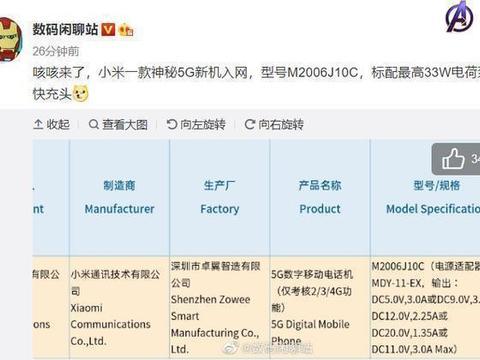 Redmi Note10要搭载天玑1000+处理器,对标荣耀X10系列