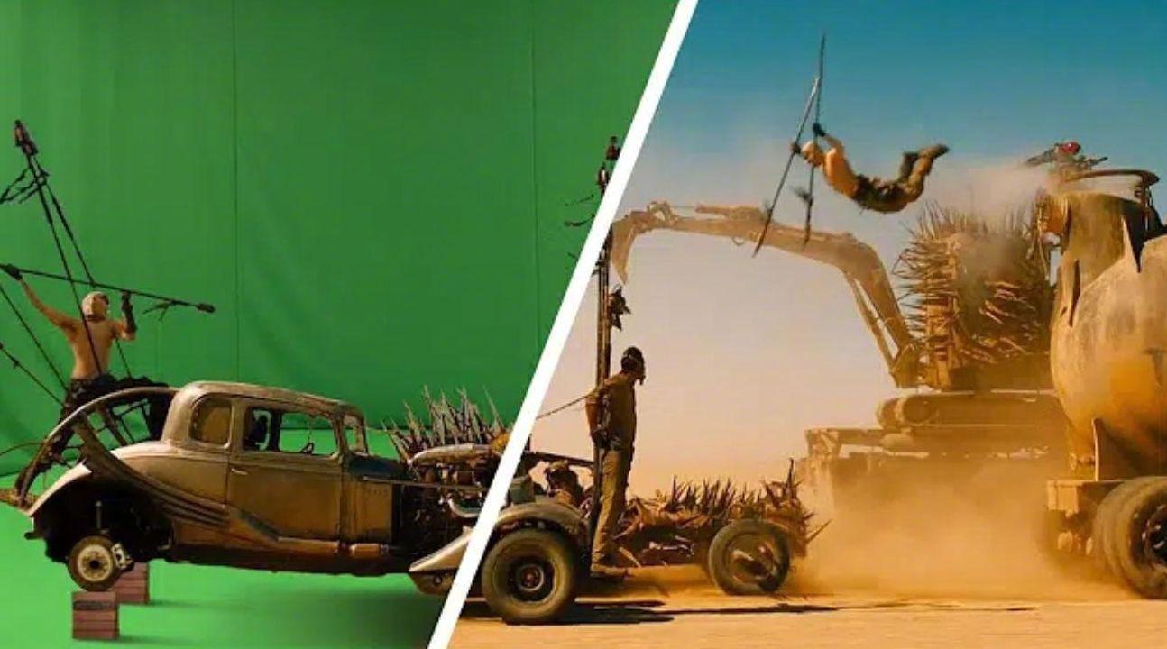 《疯狂的麦克斯4:狂暴之路》VFX视觉特效分解……