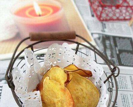 吃货美食:香脆薯片、腊肉干锅娃娃菜、红酒五花肉的做法