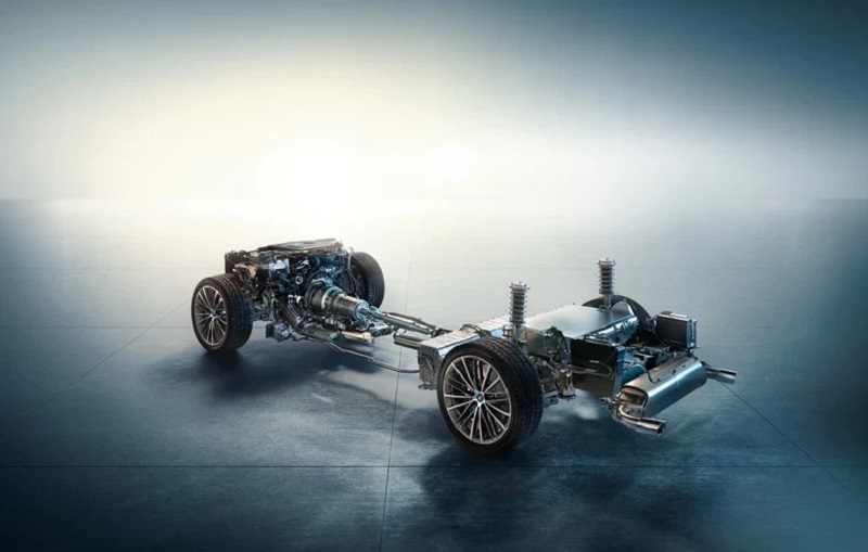 汽油/混动两种动力系统 国产宝马5系预计将于9月正式上市