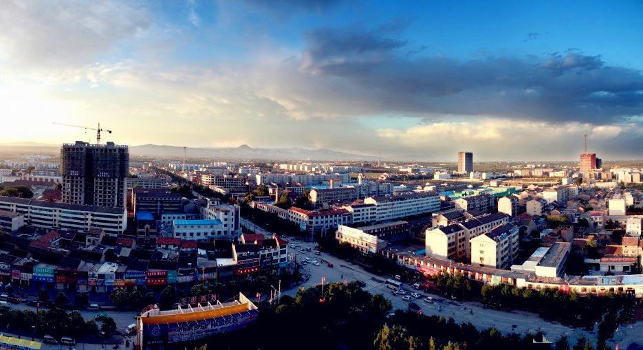 陕西省18个重点文物旅游大县之一——礼泉县