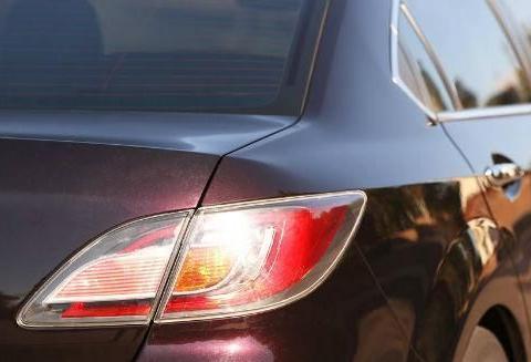 汽车尾灯控制器,汽车尾灯控制系统