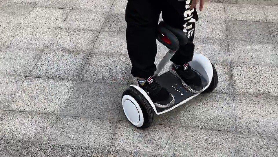 ninebot 九号平衡车Nano:送给孩子最好的礼物