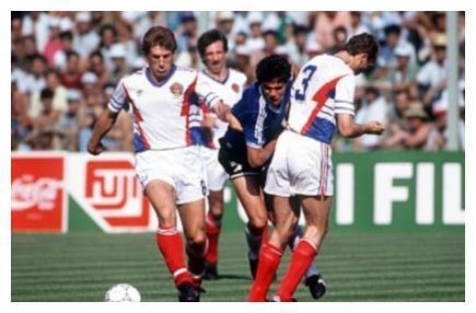 足球地图之人才辈出的前南斯拉夫,若不解体早就拿世界杯了!