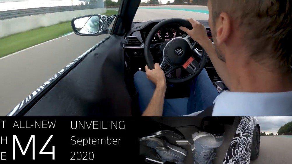 BMW 全新M4测试数据视频,纯粹了!手挡!你买吗?