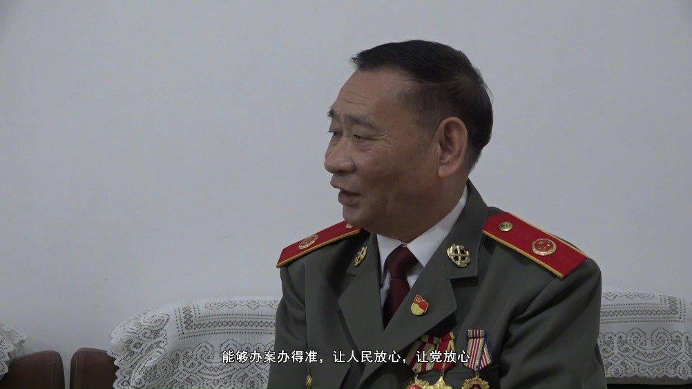 彭三豹:利用高科技技术服务检察事业