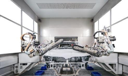 高品质的秘诀 到上汽大众工厂一探究竟