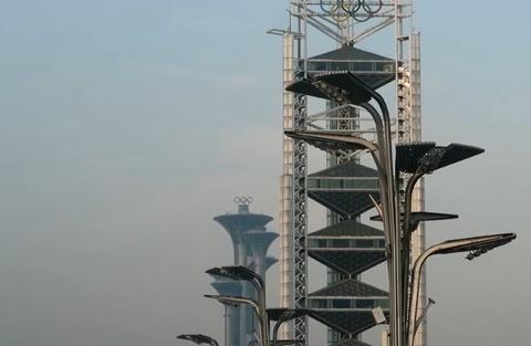 """北京""""大钉子""""走红,高147米,塔顶可看遍京城美景,就在北五环"""