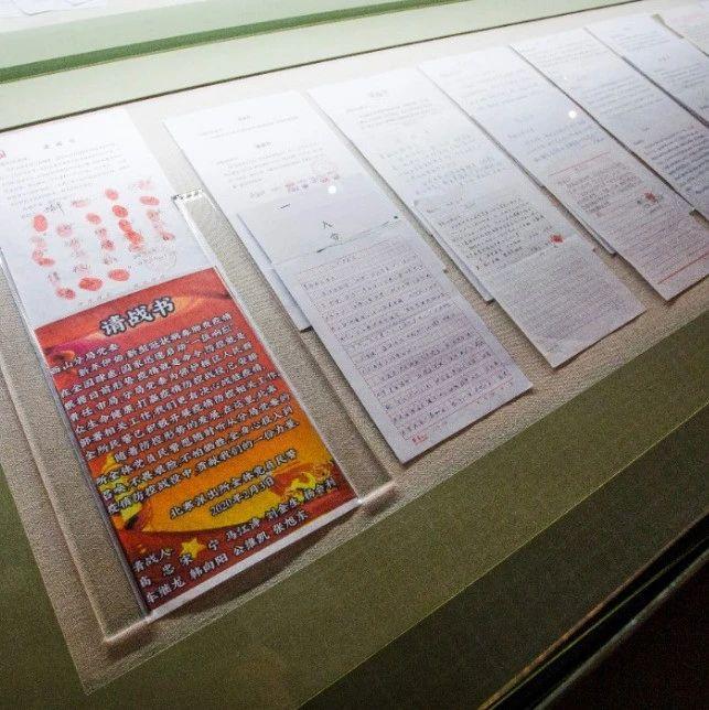 """去山西博物院""""打卡"""",420余件展品见证战疫历程"""