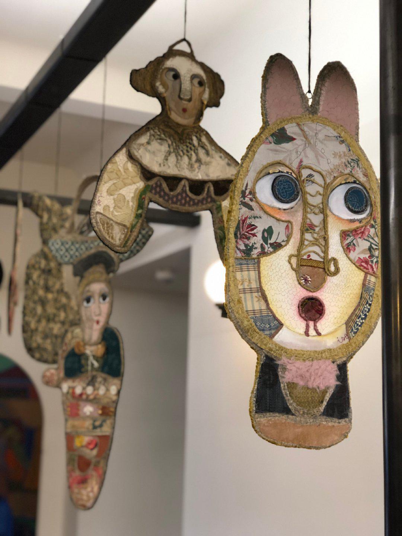 法国鲁贝艺术与工业博物馆里的Art Deco装饰艺术风格在当时极为前