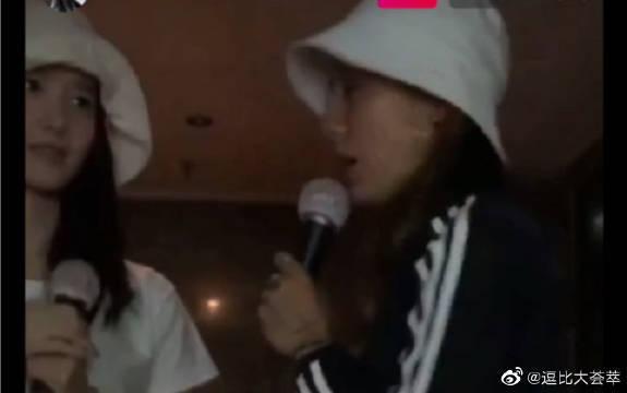 林允儿、李孝利KTV唱歌不戴口罩,被围观群众批评!