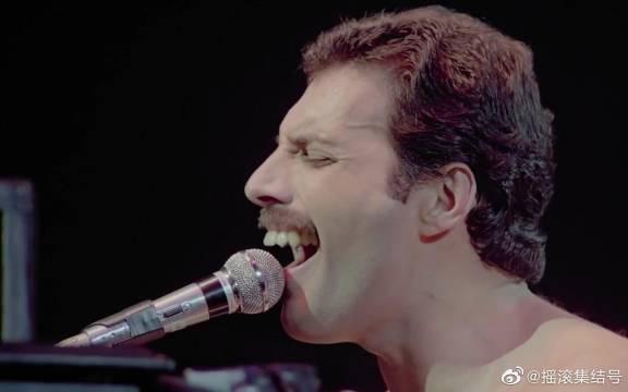 Queen《Bohemian Rhapsody》波西米亚狂想曲 皇后乐队1981年蒙特