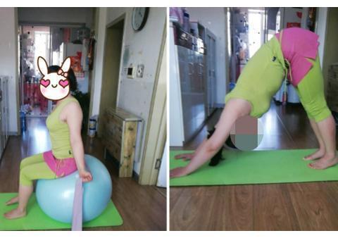 """产后变回""""小蛮腰"""",每日瑜伽告诉我并非不可能!"""