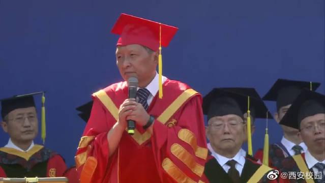 西安交通大学校长王树国:相信交大人注定是未来支撑社会持续发展