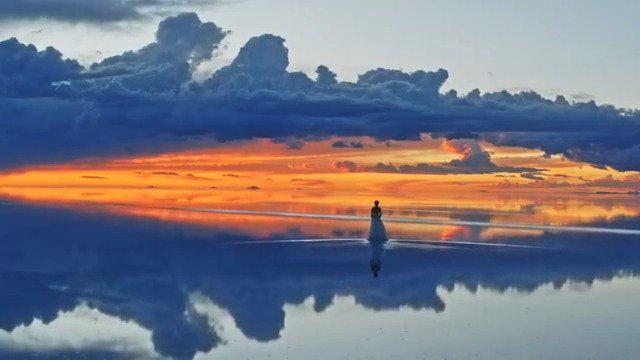 如果云层是天空的一封信 美到窒息了( ˊᵕˋ* )♩