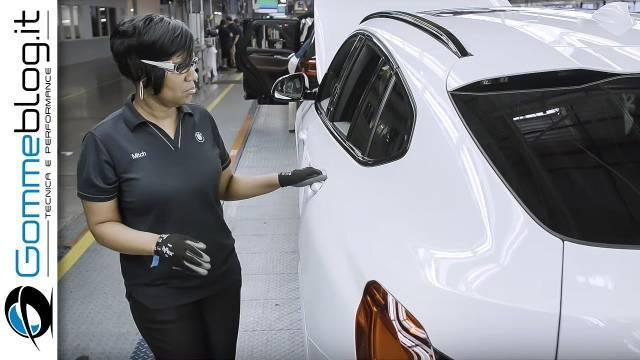视频:2020年宝马X4 -生产(宝马美国汽车厂)