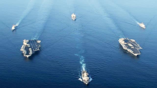 朝鲜战争爆发70周年 美军三航母抵进意欲何为?