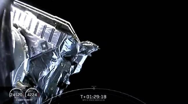 马斯克发射美国GPS III卫星,定位精度翻3倍