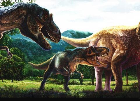 《侏罗纪世界3》曝新料,棘背龙回归,长羽毛的恐龙首次登场