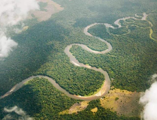 """世界""""最深""""河流,水量相当于16条尼罗河,大西洋被它冲出一条沟"""