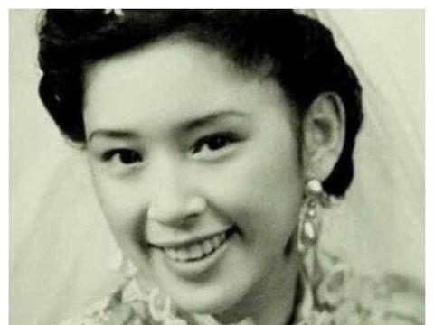 胡蝶与戴笠的私生女胡友松,一生悲苦,27岁嫁给76岁的老头