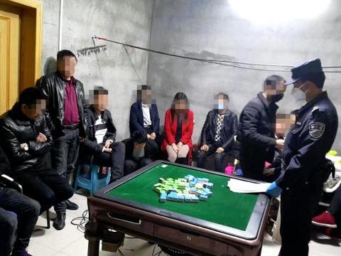 紫阳警方侦办一起赌博案 一人因赌博罪获有期徒刑
