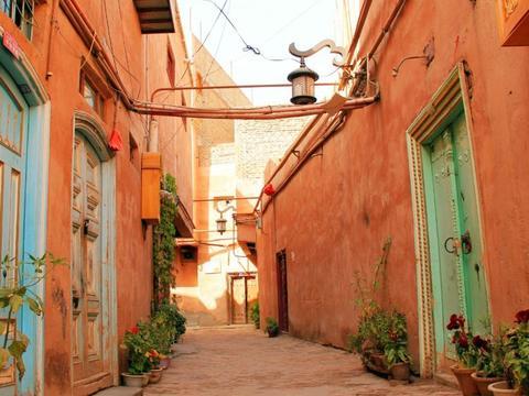 """新疆最容易迷路的古城,街道巷子多如迷宫,是外地游客的""""噩梦"""""""
