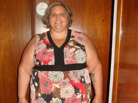390斤妈妈为爱狂减230斤肥肉,却面临人生另一场噩梦!