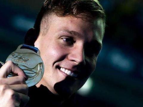 游泳世锦赛奖金榜出炉!霍顿仅得1.5万美金,孙杨是他的2倍多