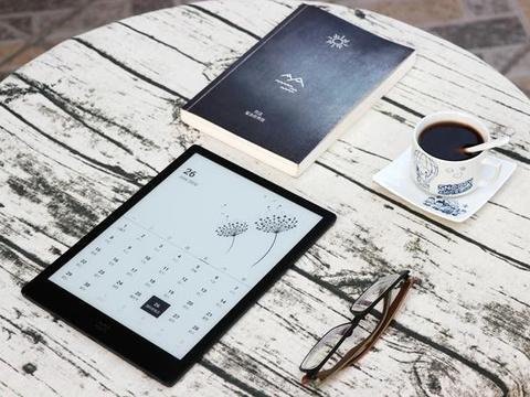 墨案超级阅读器inkPad X评测:可读书学习,智能电纸书已成趋势