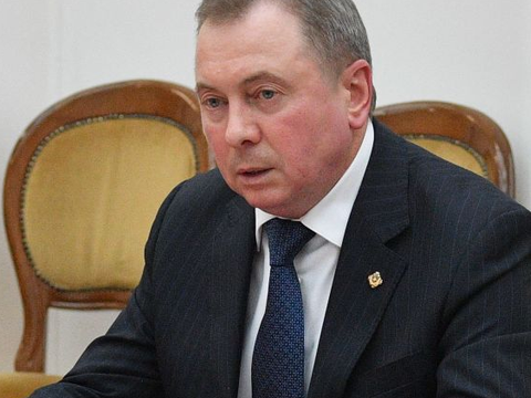 白俄罗斯外长称,从美国购买石油为长期计划